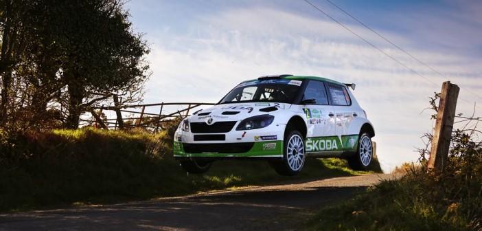 Lappi's Easter Treat - Circuit of Ireland 2014