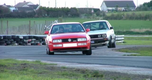 Club GTi Track Day at Kirkistown