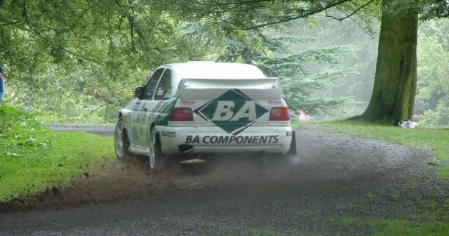 Lurgan Park Rally 2004