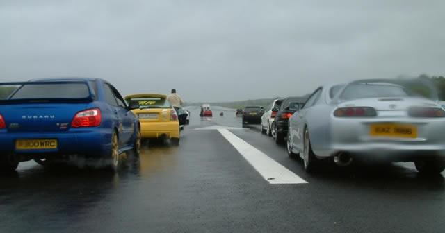 Irish Drag Racing Championships at St Angelo Airport
