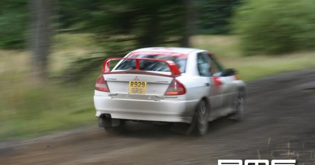 Banagher Rally at Banagher Forest