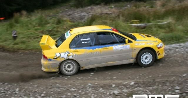 Lakeland Stages Rally at Forestry