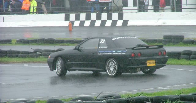 D1 Drift Series Round 3 at Tipperary Raceway