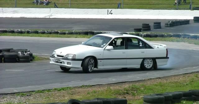 D1 Drift Series Round at Tipperary Raceway