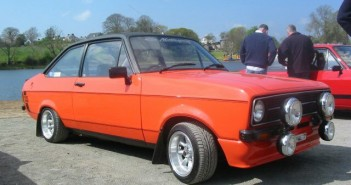 Ford Owners Day at Kilrea Manor Hotel