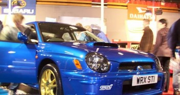 Motor Show at Kings Hall