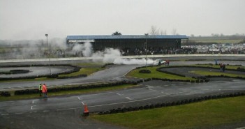 Drifting Championships at Tipperary Raceway
