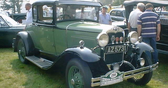 100 Years of Ford at Mountstewart