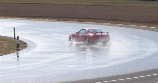 Autocar Sideways Challenge at Silverstone