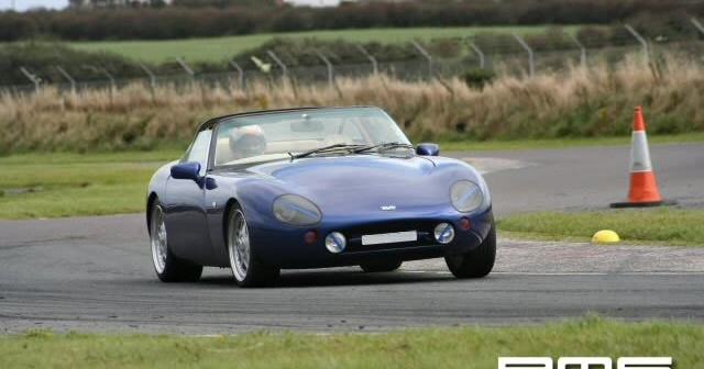 TVR Track Day at Kirkistown Race Circuit