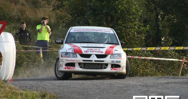 Rally Ireland at Sligo