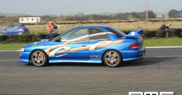 Club GTi Track Day at Kirkistown Race Circuit