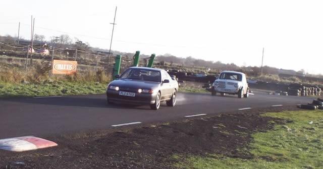 SWRC Sprint & Drift Day at Aghadowey