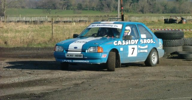 Storm Xccessories Aghadowey Stages at Aghadowey Race Circuit