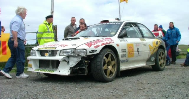 Donegal International Rally 2004