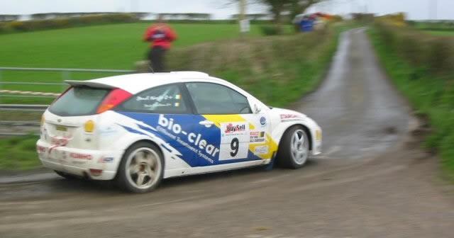 Circuit of Ireland Rally 2004