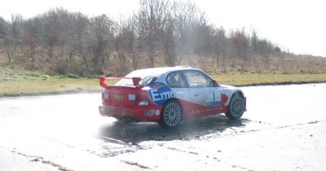 Bishopscourt Stages Rally 2004
