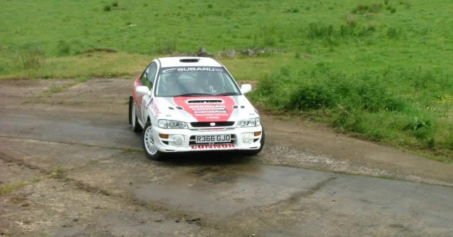 Aghadowey Rally at Aghadowey Race Circuit