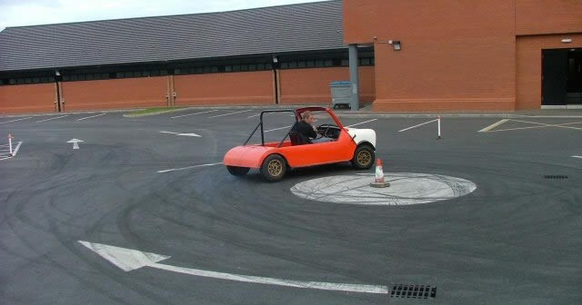 TSCC Autotest at Billy Neill Football Ground
