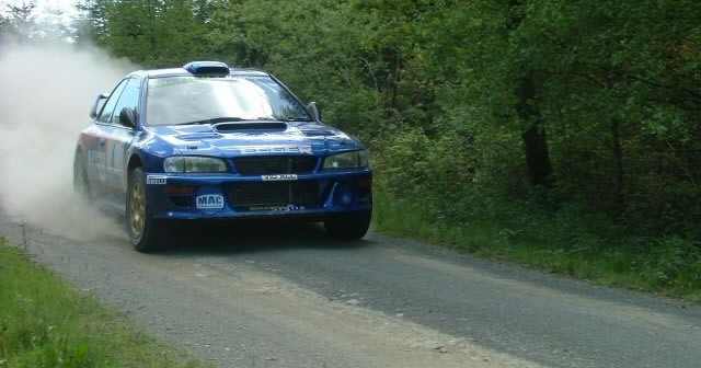 Tour Of The Sperrins Rally 2004