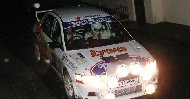 Ulster Rally Day 1 at NI