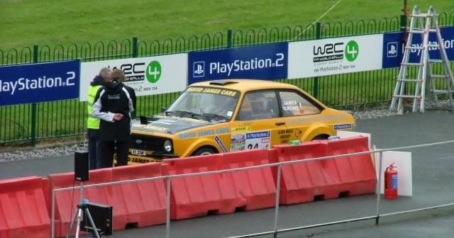 Punchestown Rally Masters 2004
