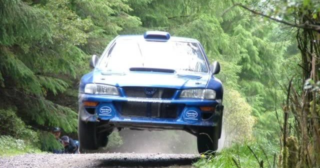 Lakeland Stages Rally at Fermanagh
