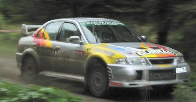 Bushwhacker Rally 2003