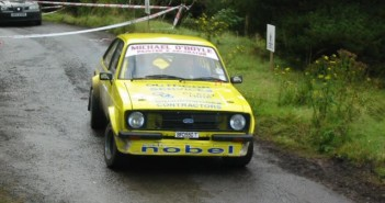 Davagh Forest Rally 2003