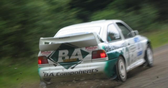 Dogleap Stages Rally 2003