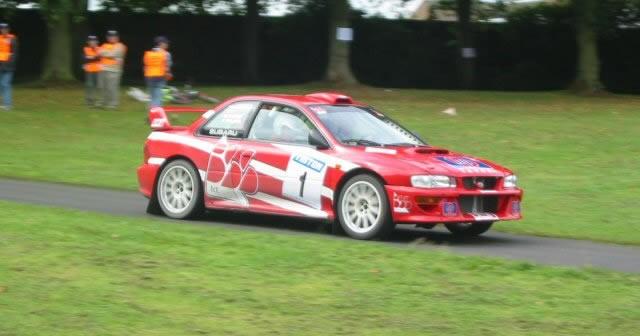 Lurgan Park Rally 2003