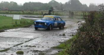 Clubman Rally at Aghadowey