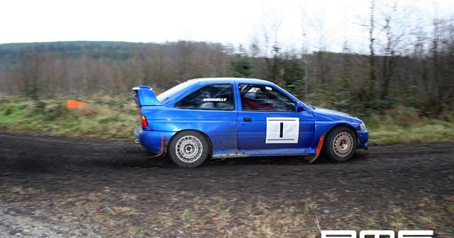GMW Stages Rally at Tardree Foest