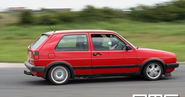 Club GTi Charity Day at Kirkistown Race Circuit