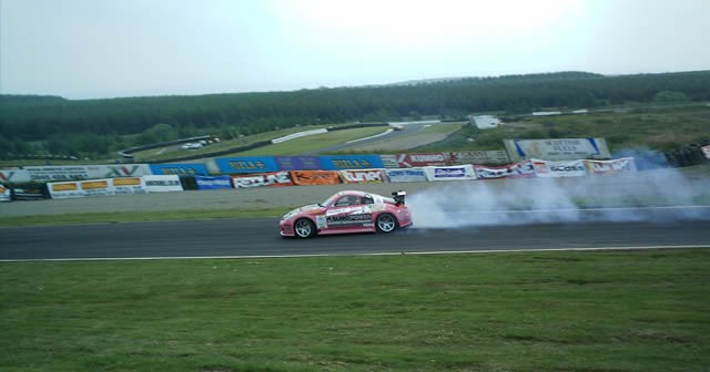 D1GB Round 3 at Knockhill Race Track
