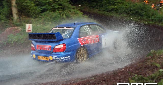 Jim Clarke Memorial Rally at Kelso