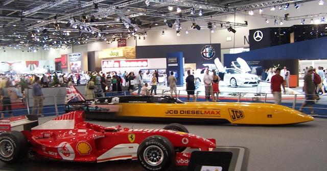 British International Motorshow at Excel Centre