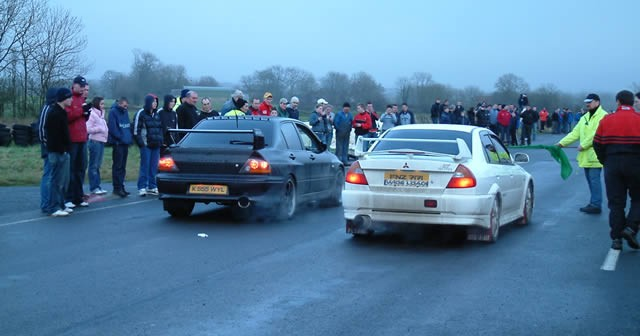 SWRC Race Day at Aghadowey Race Track