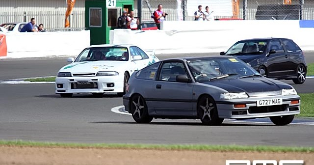 TRAX at Silverstone Race Circuit