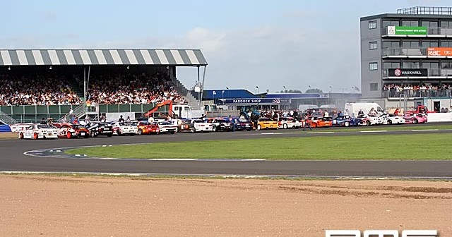 D1GB Round 5, The Final at Silverstone Race Circuit