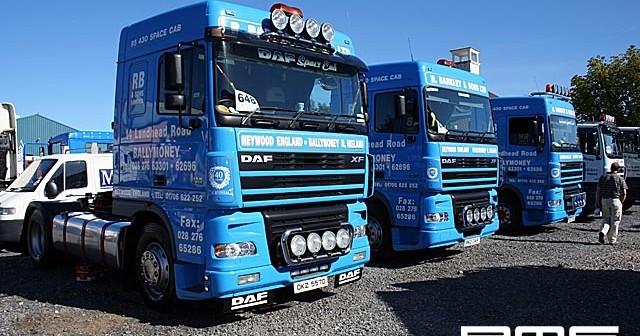 NI Truck Show 06 at King Hall