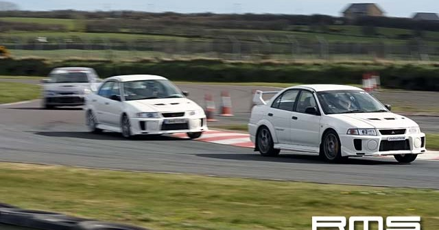 MLR Track Day at Kirkistown Race Circuit