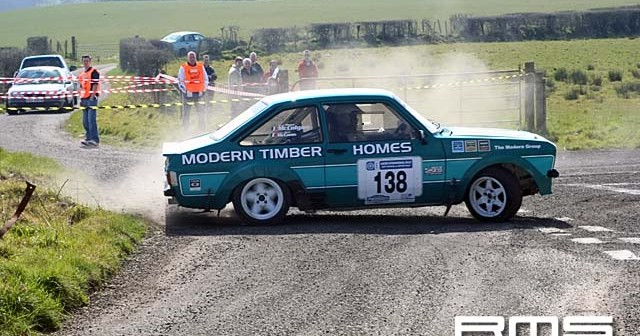 UAC Easter National Rally at Sperrins Mountains