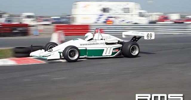 Kirkistown Sprint at Kirkistown Race Circuit
