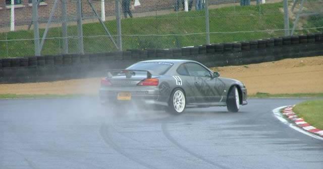 Autocar Sideways Challenge at Brands Hatch