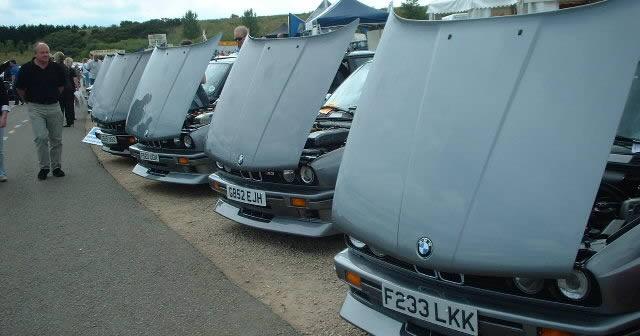 BMW National Day at Gaydon Motor Heritage Museum