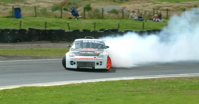 EDC Drifting and Time Attack at Knockhill