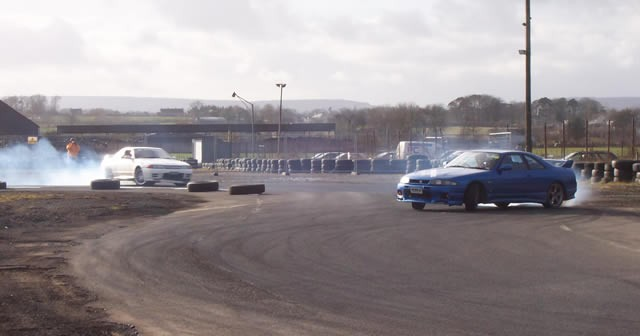 SWRC Track Day at Aghadowey Race Track
