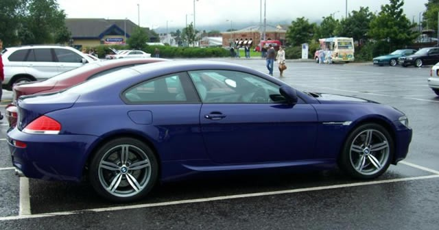 NI BMW Show at Carrick Castle