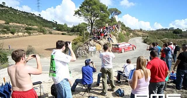WRC Catalunya at Costa Dorada